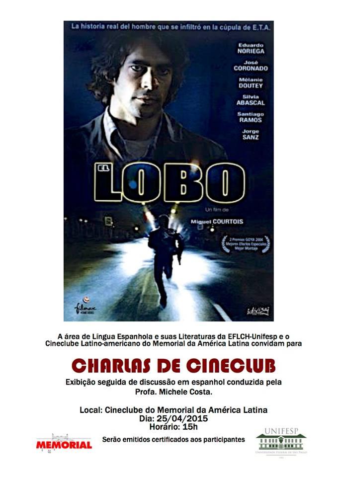 CHARLAS DE CINECLUB